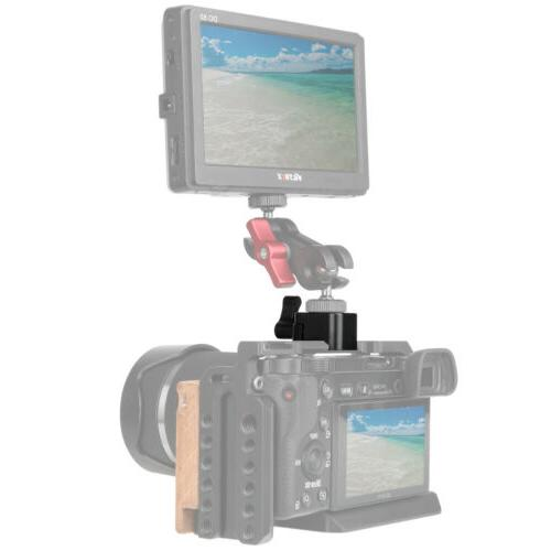 NICEYRIG Quick Release for Monitor Black