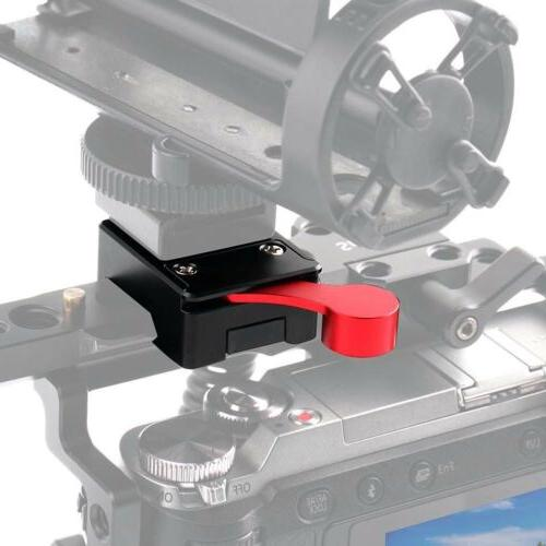 NICEYRIG Clamp Release with 3/8 for