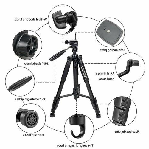 "ZOMEI 55"" Tripod for DSLR &"