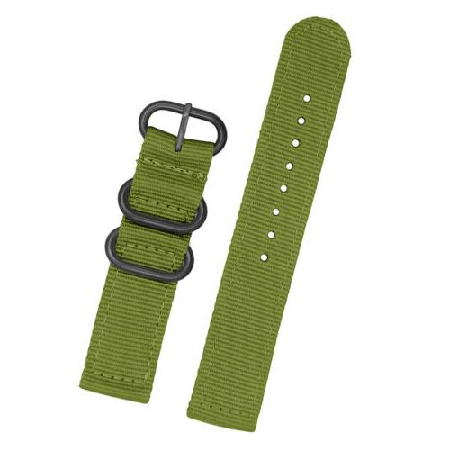 nylon quick release replacement watchband strap