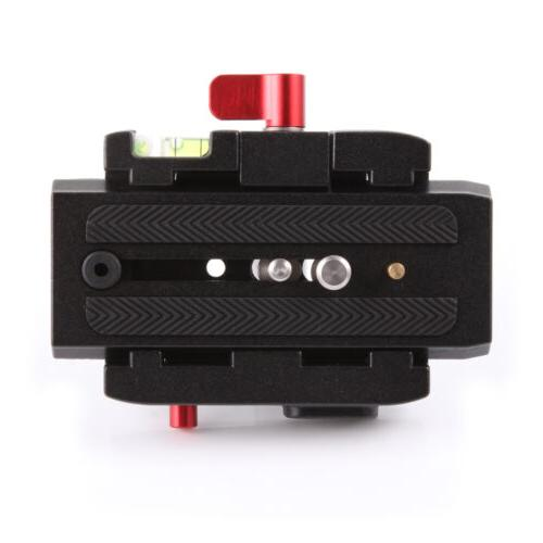 P200 Quick Adapter Plate Manfrotto 577 501 701 503 HDV