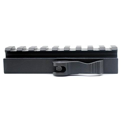 Trirock Adapter with Rail with detachable