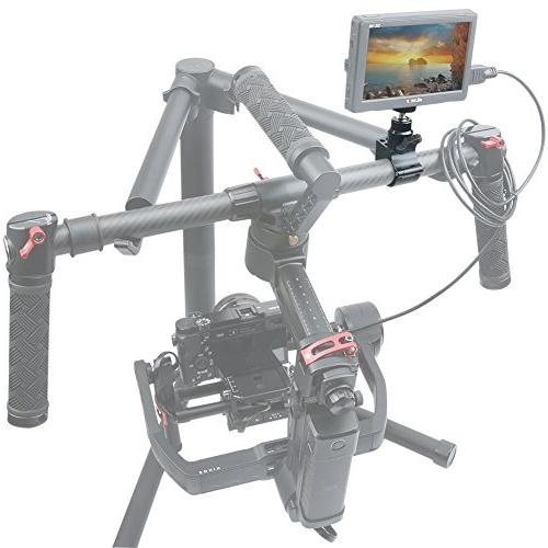 NICEYRIG for DJI Ronin MX with 360 Monitor Mount