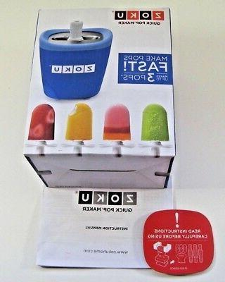 Zoku Single Sticks Drip Tool Blue
