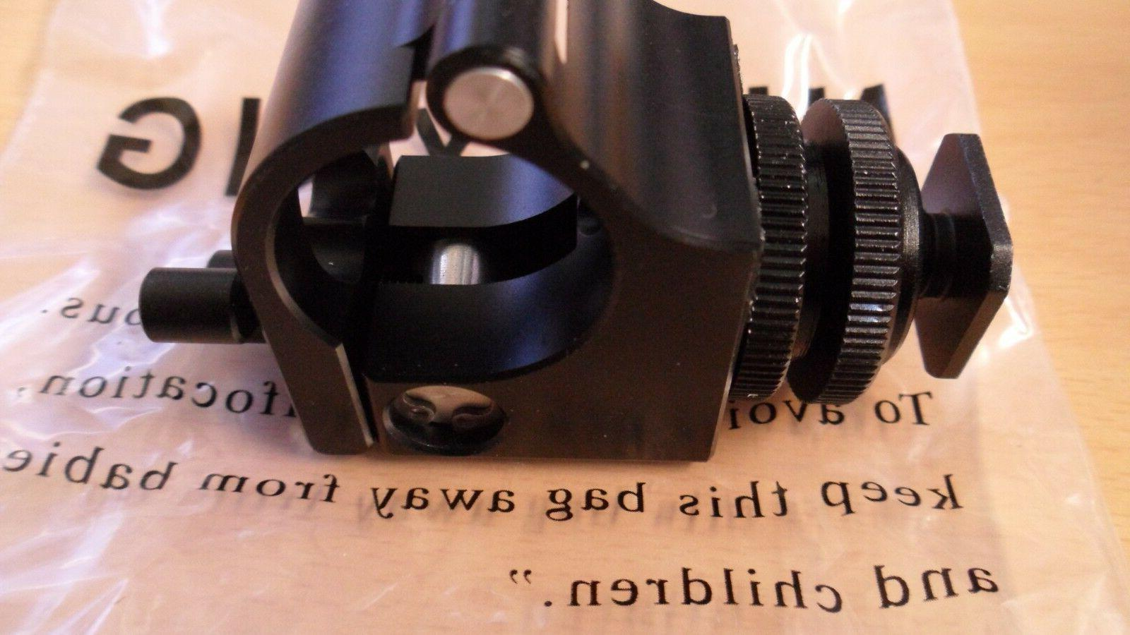 quick release 25mm rod clamp gimbal stabilizer