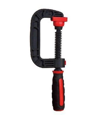 quick release c clamp pack with set