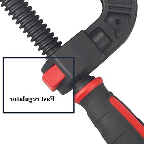 Fladess Quick Release Clamp Pack With of