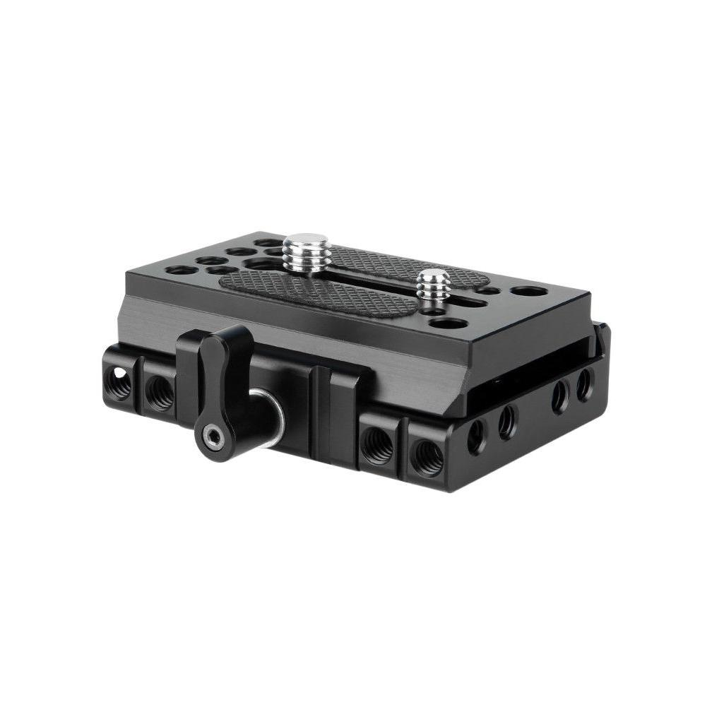 quick release manfrotto standard base plate clamp