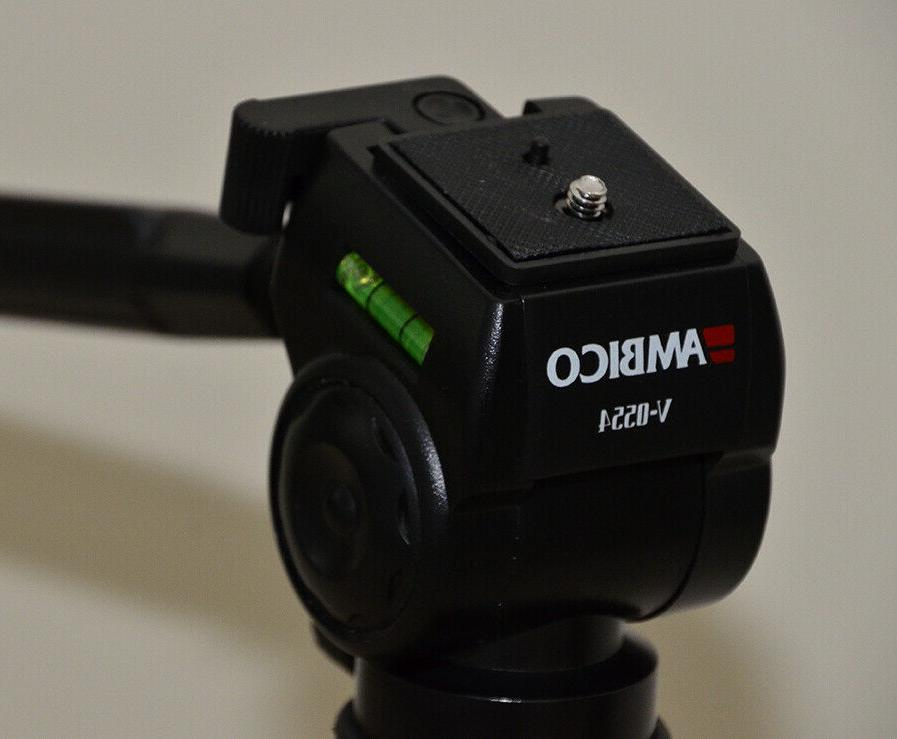 Quick Release Ambico V0553, and V0551 Tripods