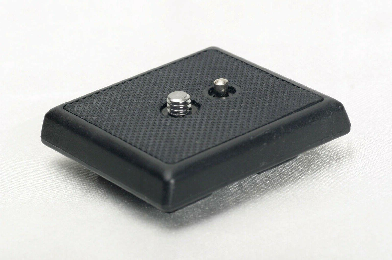 quick release plate for vpt360 tripod model
