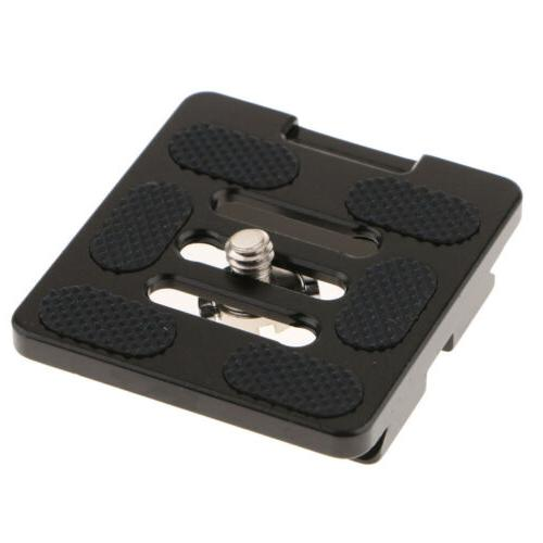 MagiDeal Plate Adapter with Screw for Arca Swiss Benro