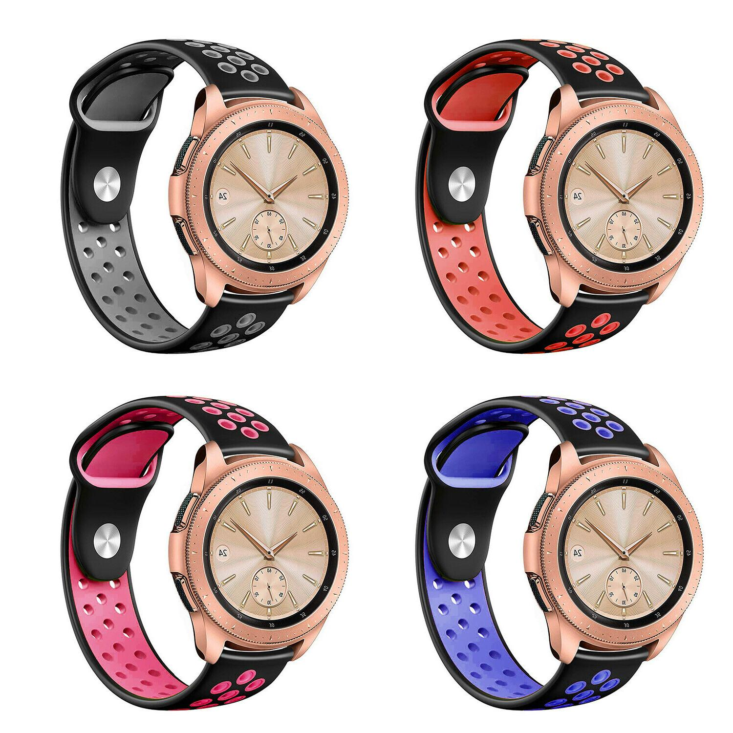 quick release silicone watch band width 20mm
