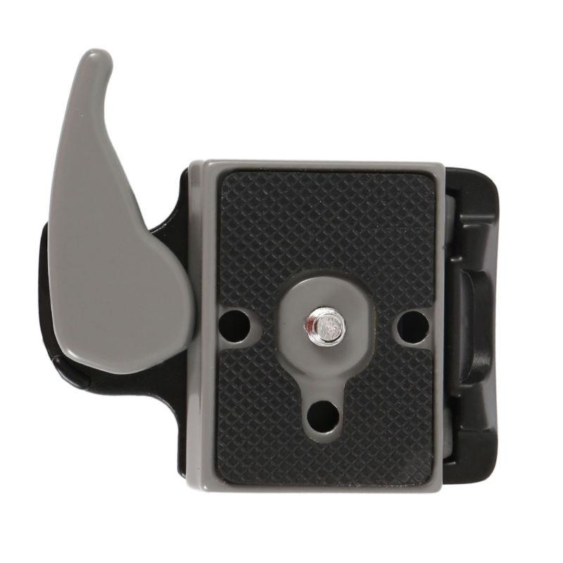 Camera 323 Release Plate & Adapter for Manfrotto Tripod