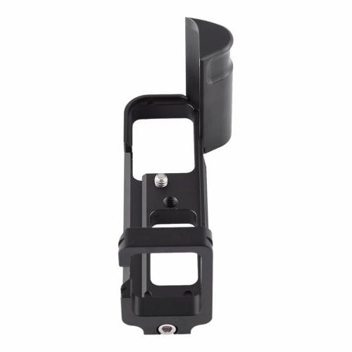 Quick Plate Bracket Hand Grip for Fuji X-T20
