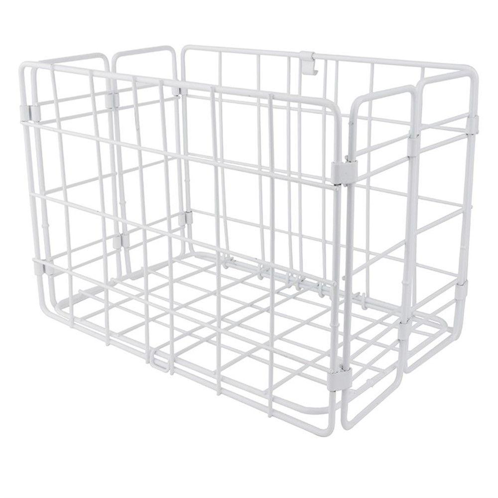Wald Products #582 Rear Basket Baskets  - Fixed - Steel - 7.