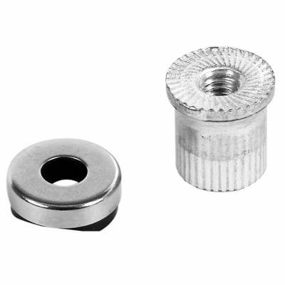 Road Bike Bicycle Post Clamp Bolt Silver