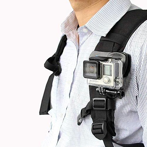 rotary backpack rec mounts clip