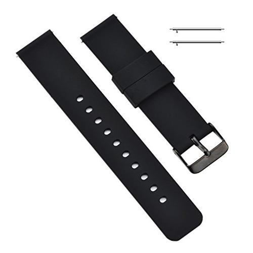 MLQSS Band with Quick Pins - Choice Color w/Adjustable Metal Clasp