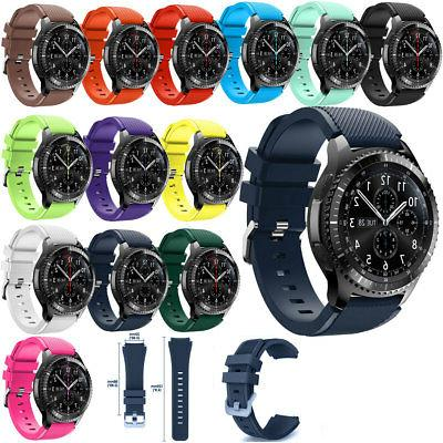 sport watch band rubber strap quick release