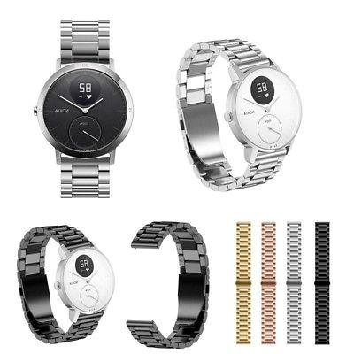 stainless steel quick release wrist bands belt