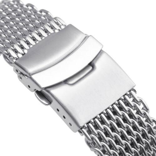 Men Watch Stainless Quick Strap Link