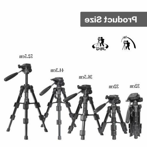 Zomei Tabletop Tripod with Quick Release Camera Phone