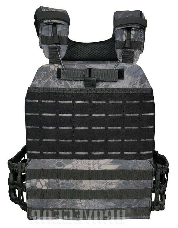 Tactical Plate Carrier Quick CrossFit