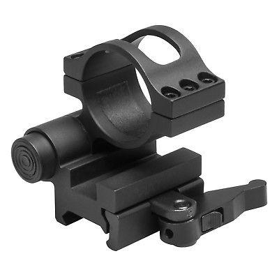 Tactical Flip Optics Magnifier 30mm Quick Release Mount