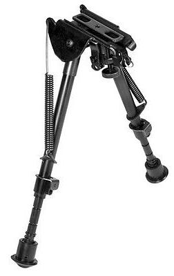 Tactical Height Adjustable Bipod Fits Weatherby Vanguard Win