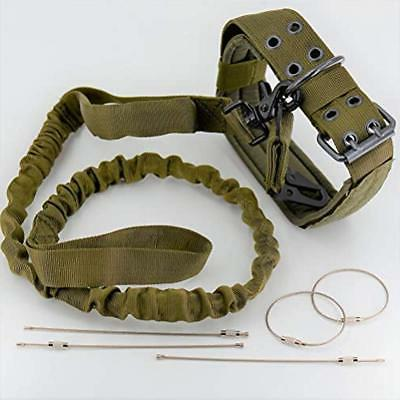 Tactical Training Basic Leashes Dog Green  Quick Release + A