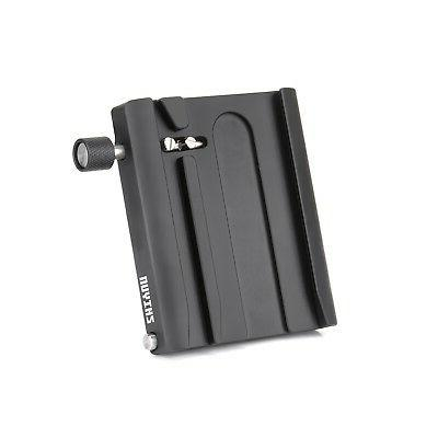 tm quick release base plate for weebill