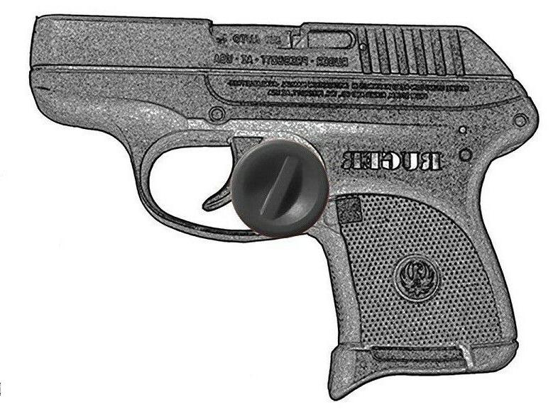 trigger safety stop for ruger lcp 38