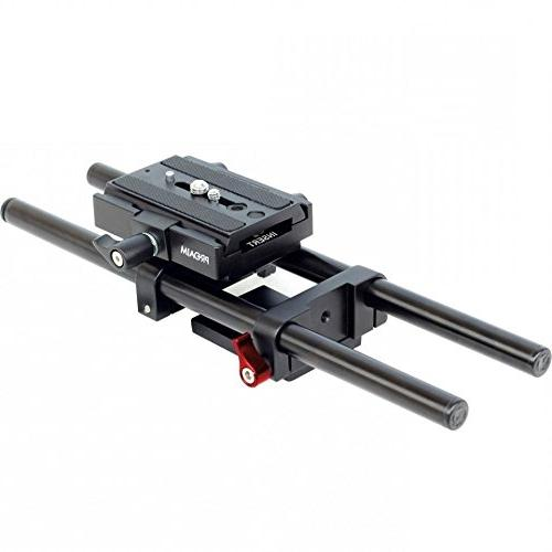 universal rail rod support system