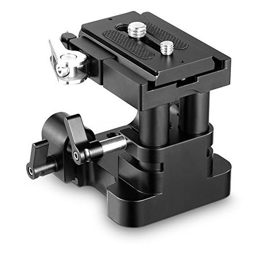 universal rail support system baseplate