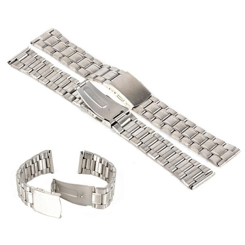 Universal Wrist Band Stainless Release Strap