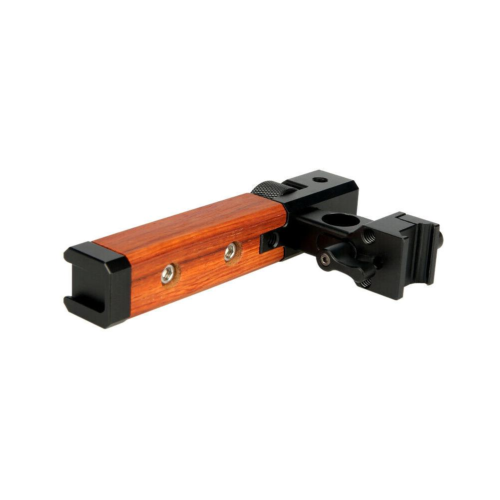 NICEYRIG US Quick Cheese NATO Handle ARRI Thread for Camera