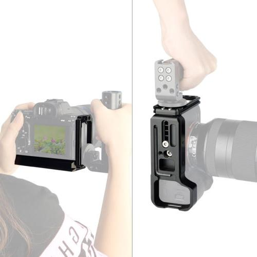 US Store L-Bracket with Tripod Release Plate