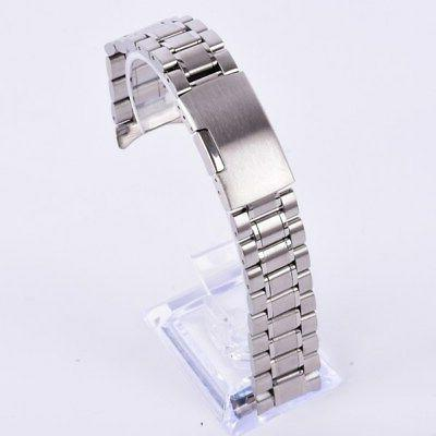 Wrist Stainless 20/22/24mm Belt