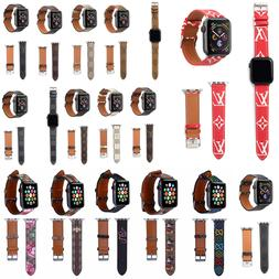 Luxury NEW Leather Wrist Quick Release Strap Band For Apple