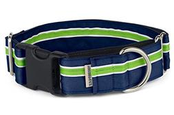 "If It Barks 1.5"" Martingale Collar with Quick Snap Release B"