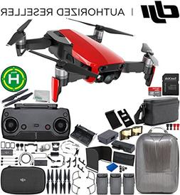 DJI Mavic Air Drone Quadcopter Fly More Combo  3 Battery Ult