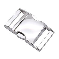 1 inch metal buckles side release clasp use for 25mm webbing