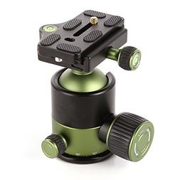metal heavy duty tripod ballhead
