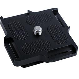 iShoot Metal Quick Release Plate Universal QS-50 for Micro D