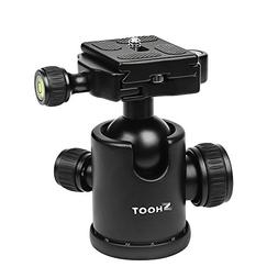 T.Face Professional Mini Camera Tripod Head Ball for Digital