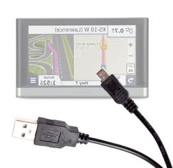 Mini USB Digital Data Sync Cable for Garmin Nuvi 2597 LMT /