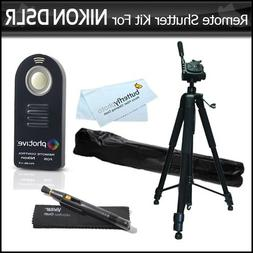 ML-L3 Wireless IR Remote Control Shutter Release Kit For Nik