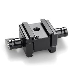 SmallRig Hot Shoe Mount with Nato Clamp Width Adjustable for