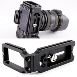MPU100 Universal L Quick Release Plate Bracket For Canon Nik