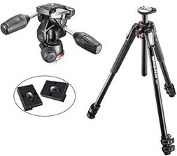 Manfrotto Manfrotto MT190XPRO3 3 Section Aluminum Tripod Kit